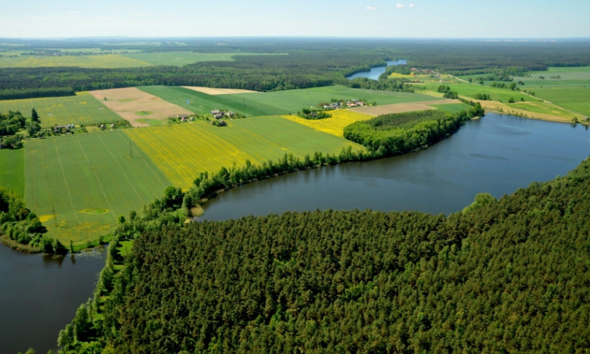 """Agroturystyka """"Dolina 3 jezior"""" Głubczyn"""